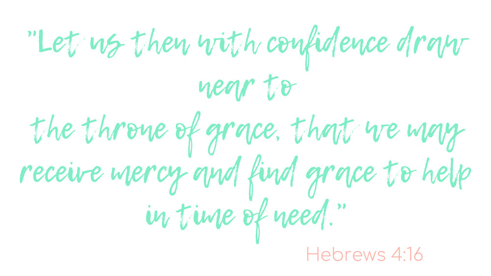 %22Let us then with confidence draw near tothe throne of grace, that we mayreceive mercy and find grace to helpin time of need.%22.jpg