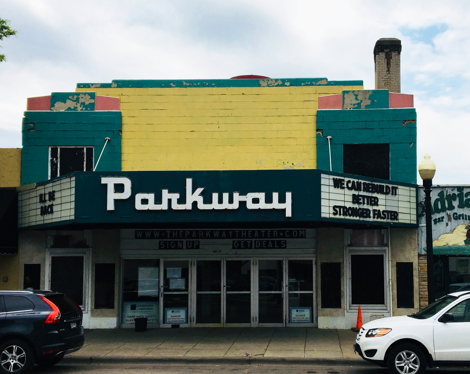 Performing Arts Venue & Movie Theater: South Mpls – Parkway