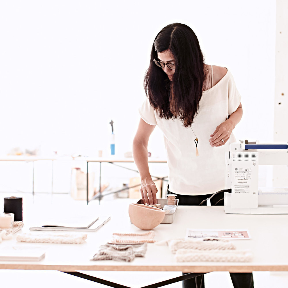 Martha McQuade  is a multi-disciplinary designer, design educator and co-founder of the Minneapolis based firm MAD.