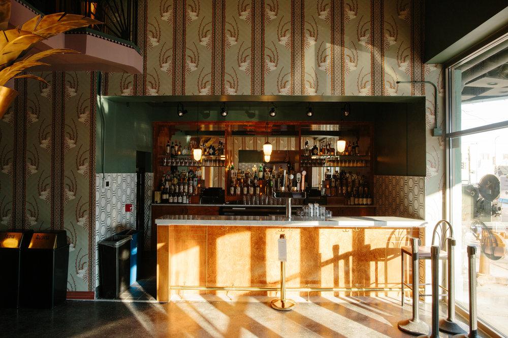 Full Service Bar - With custom movie-themed cocktail menu