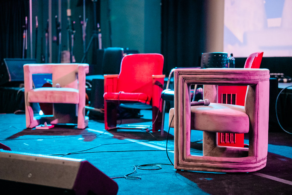 Host a conversation - or your next Corporate Event