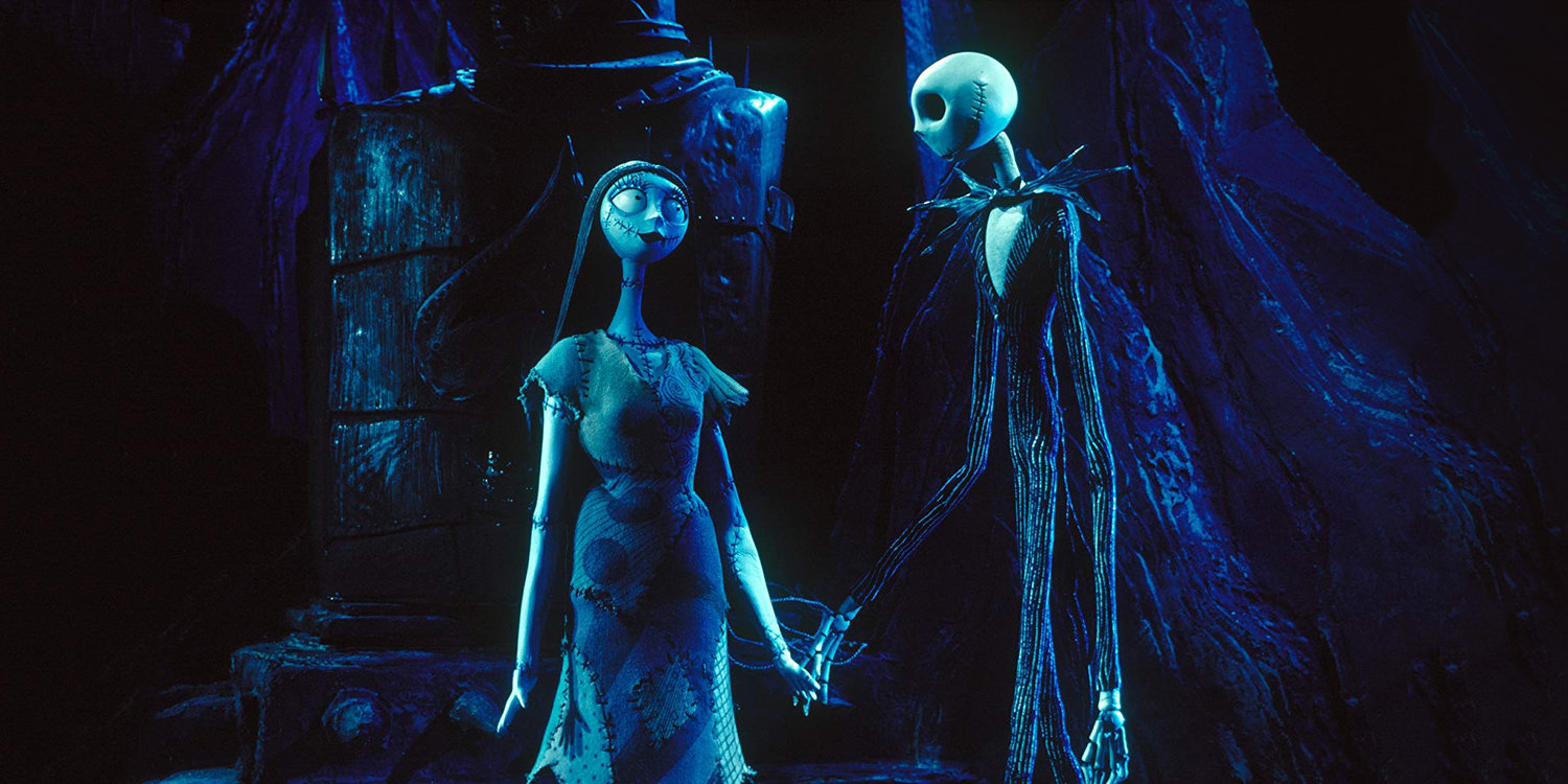 best horror movies The Nightmare Before Christmas