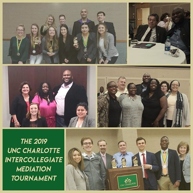 Last weekend, Uroboros Mediations was able to contribute to UNC Charlotte's sponsored INADR Invitational Intercollegiate Mediation Tournament. Uroboros Mediations' owner Salim Uqdah was a judge during the tournament. We are so proud of all of the participants, and it was wonderful to see the potential of young mediators in the making. Congratulations to all the awards recipients! #mediation #alternativedisputeresolution  #unccharlotte #tournament #intercollegiate