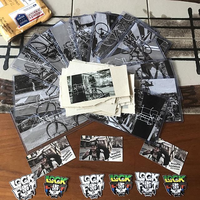 @ghostsonthestreet DC edition postcards +more have arrived. Come to DC Leg of Triple Crown today 1pm at Banneker Circle Sw (south of lenfant plaza) to grab yours. I'll try my best to deliver them all if I don't see you today. -DK