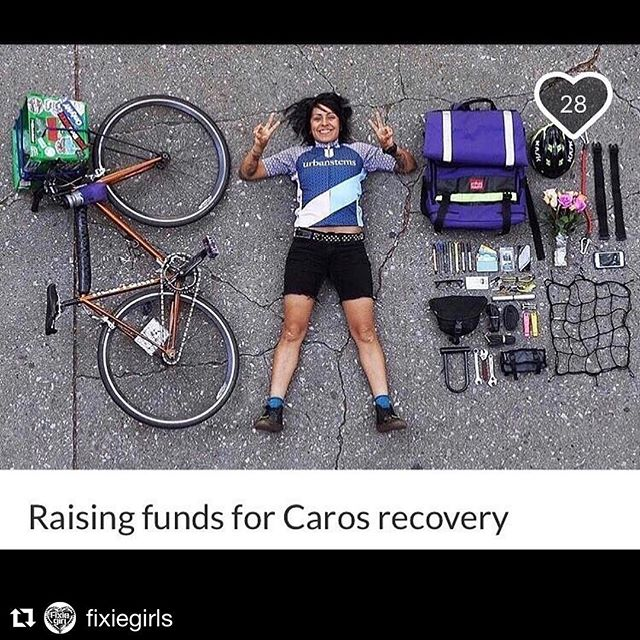 Yo!!!! @carajocaro_ in NYC needs some help. Head on over to the go fund me to donate: https://www.gofundme.com/raising-funds-for-caros-recovery