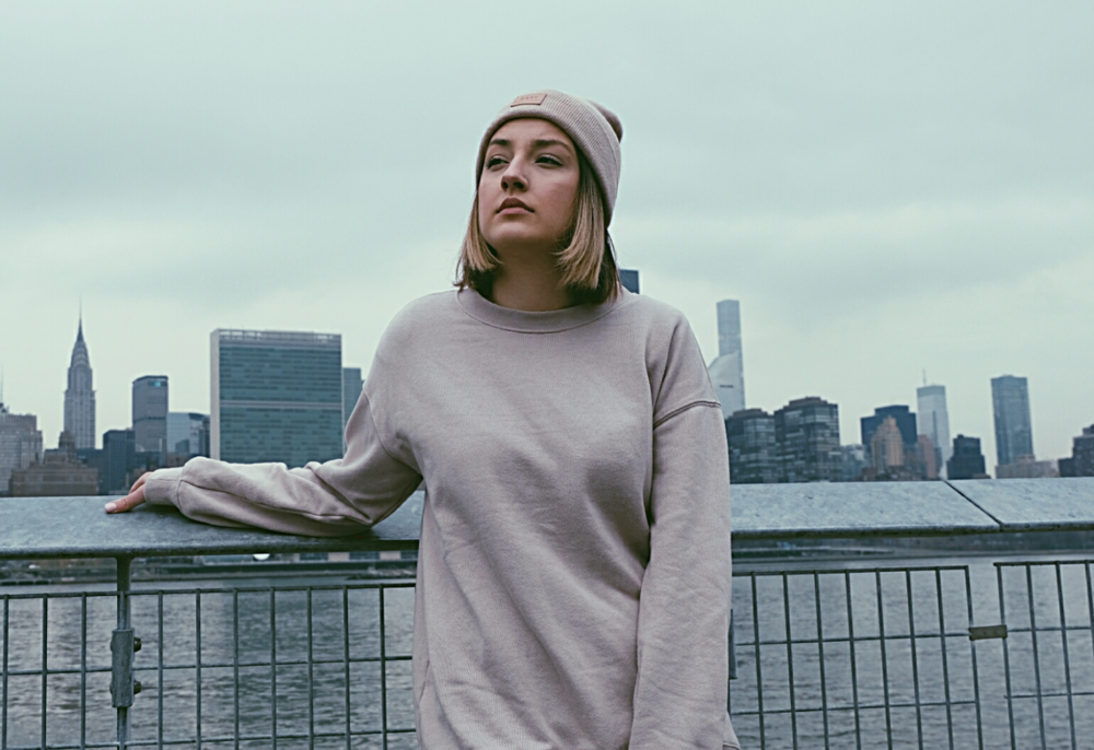 Beanie in the City