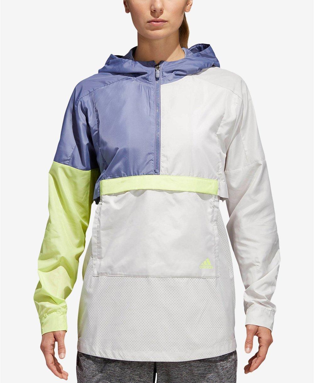 Neon Adidas Windbreaker stylemigrator