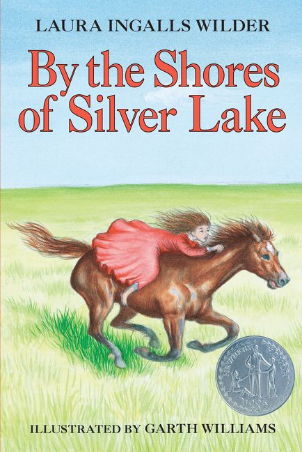 By the Shores of Silver Lake by Laura Ingalls Wilder.jpg