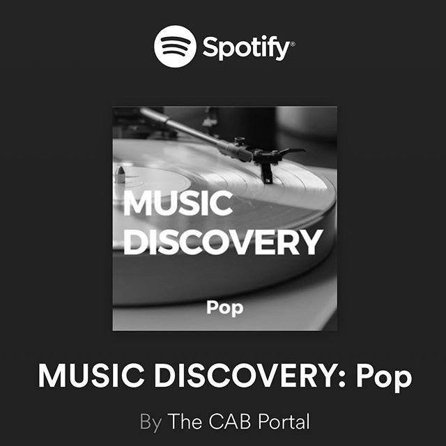 """My Love"" can be heard on Music Discovery playlist on Spotify // Link in bio ❤️"