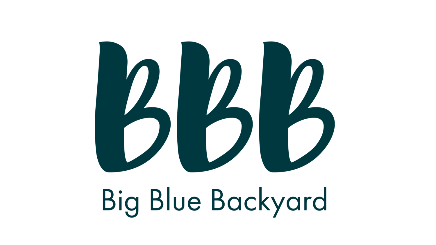 Big Blue Backyard