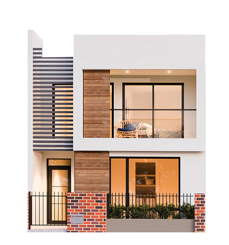 LOT 155 - THE BRUNSWICK - FROM $465,5324 Bed + 2 Bath + 2 Car
