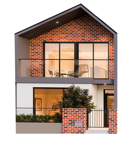 LOT 81 - THE GRANGE - FROM $450,3423 Bed + 2 Bath + 2 Car