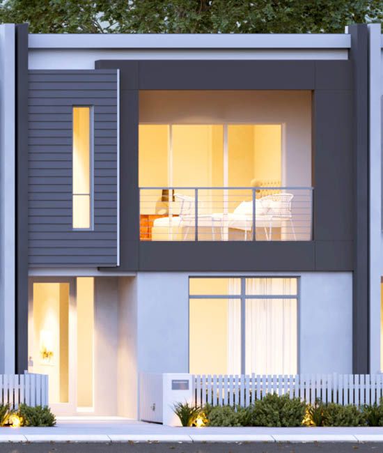 THE PARKVIEWFROM $451,440* - 3 Bed + 2 Bath + 2 Car