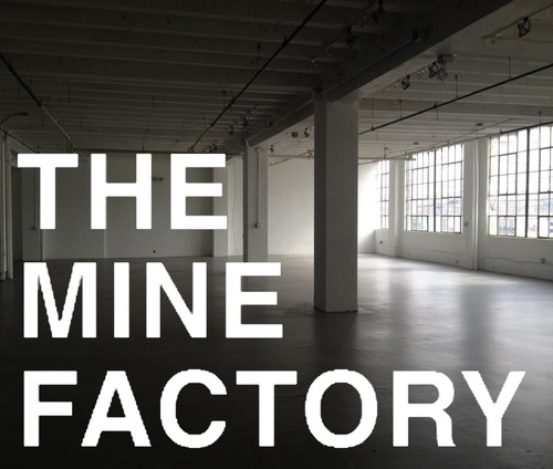 Upcoming Solo Show at The Mine Factory - Holes in Real Space / Jamie Earnest November 2016Opening Nov. 14, 2016http://www.theminefactory.com/acebook Event