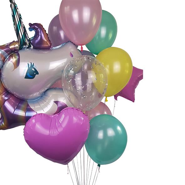- Foil party bag