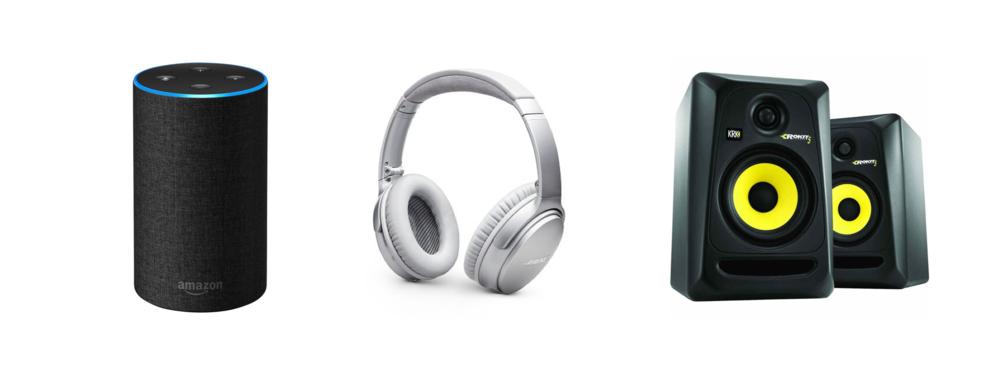 Common sound emitting gadgets