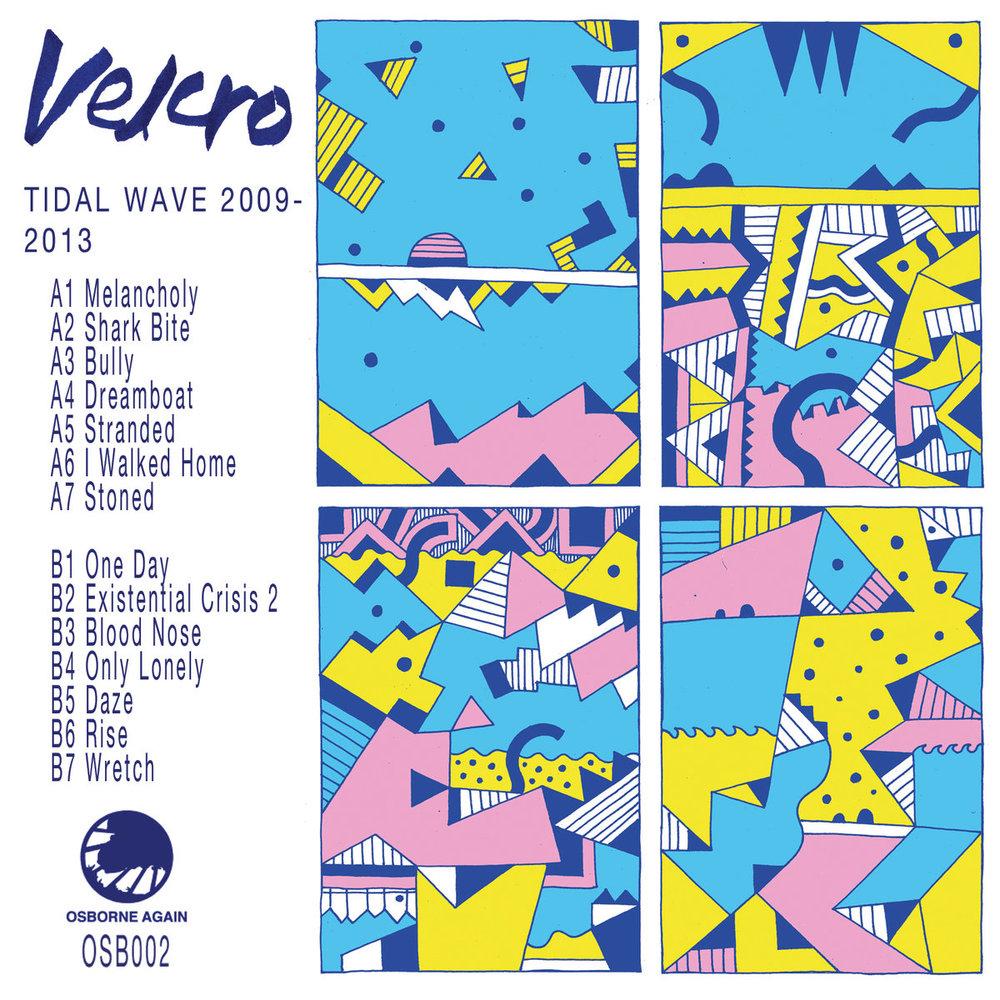 Velcro 'Tidel Wave 2009-2013' (Album)