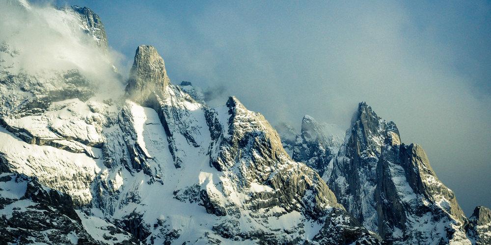 Grosser und kleiner Simeler - Berner Oberland