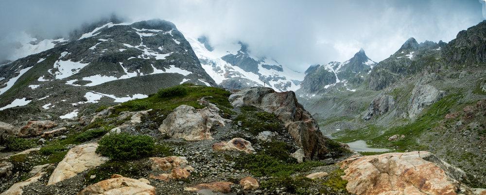 Steingletscher - Berner Oberland 2016
