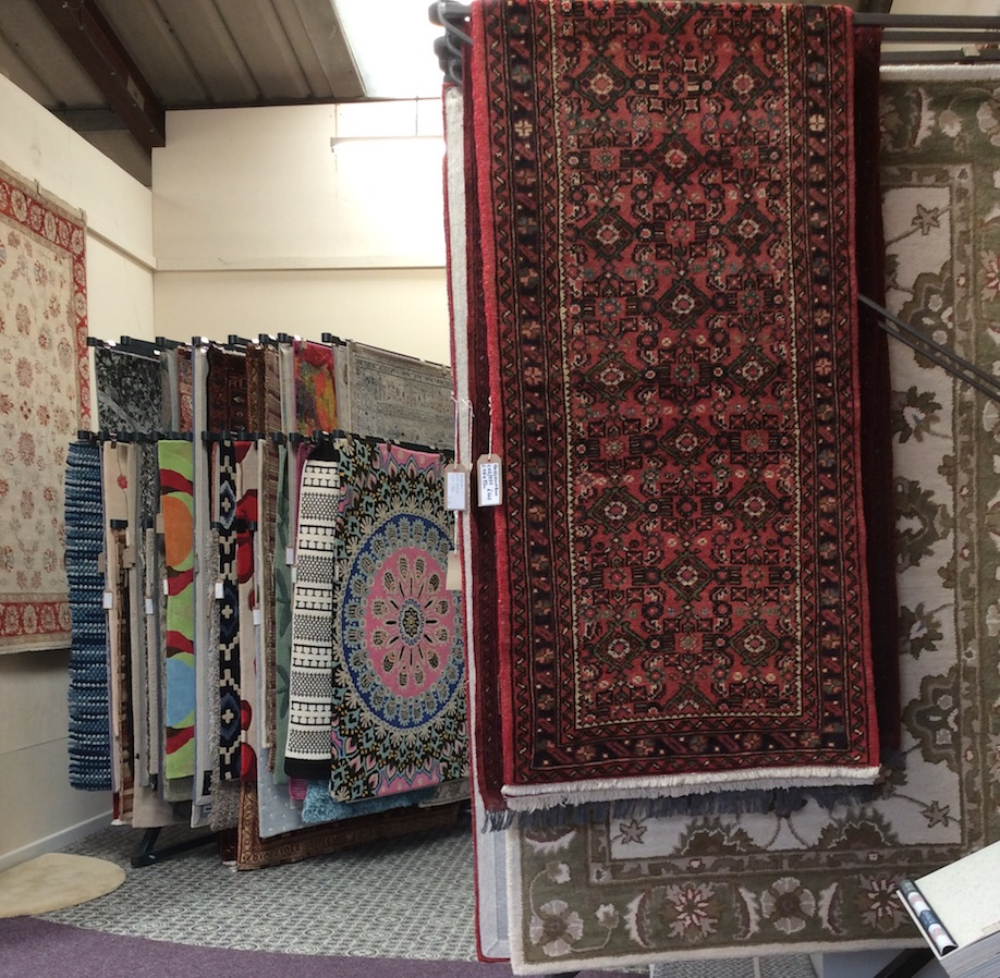 We offer a fantastic range of rugs to suit any kind of home - Whether your taste is modern, traditional, neutral or bold, we have a rug for you. Come and see our extensive selection.