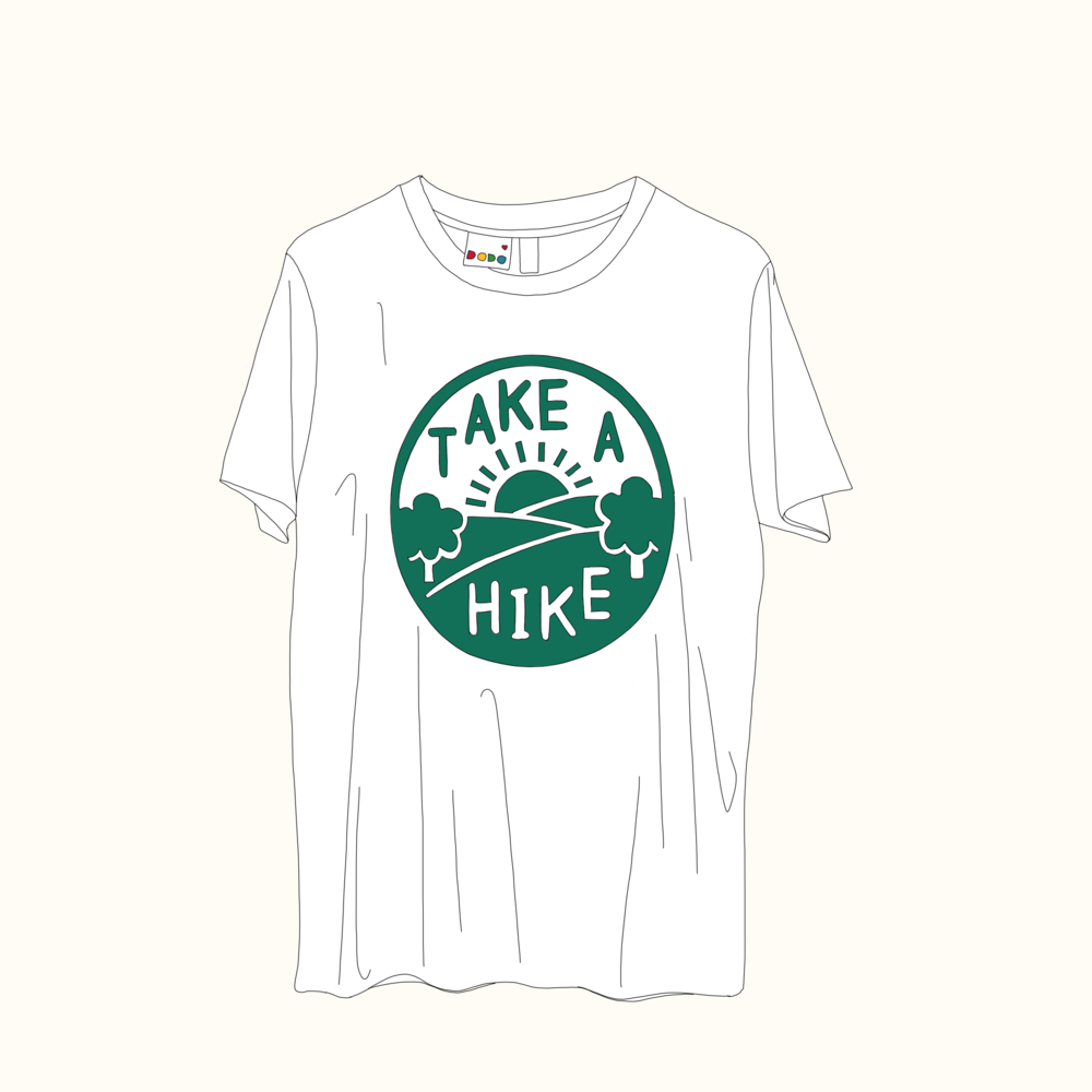 Hello Dodo 'Take a Hike' Tee - Ruck Rover General Store - This Hello Dodo 100% cotton tee ($55) makes me laugh, and if you think your Dad would laugh upon opening this gift and proceed to wear it with confidence, or if Dad is a hiking enthusiast, find it in store at Ruck Rover General Store in Northbridge, or online here.