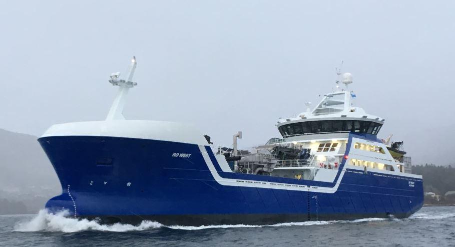 Den nye båten vil vere identisk med Ro West, men noko lenger