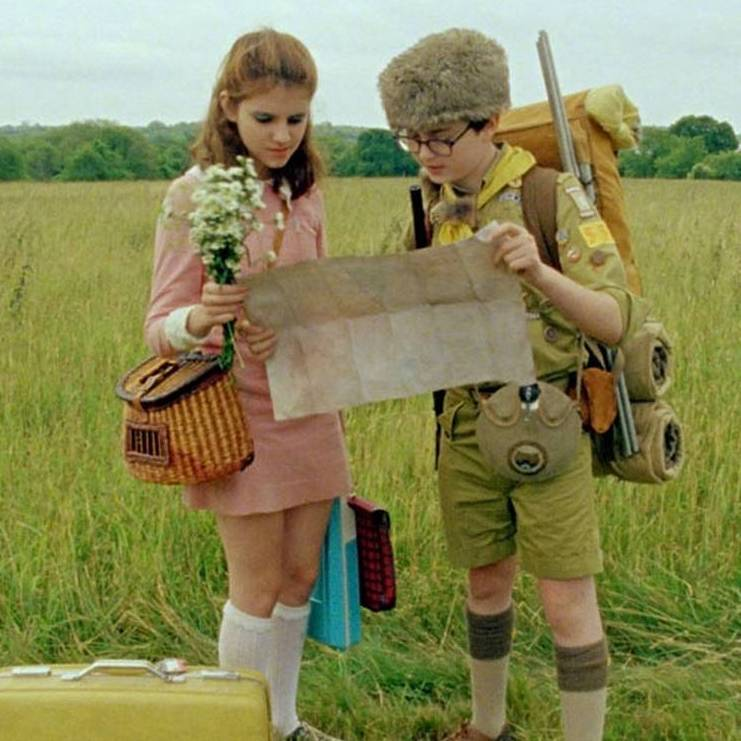MOONRISE KINGDOM -