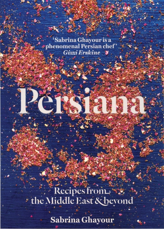 Persiana - Recipes from the Middle East & beyond, by Sabrina GhayourModern, simple suppers with a middle eastern influence. Flick through the pages of this book and you'll quickly want to share these vibrant and sumptuous recipes wiht your friends and family.