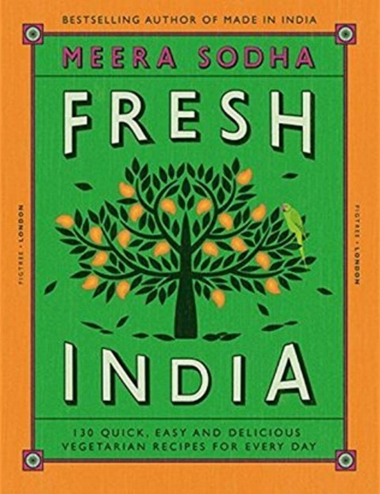 Fresh India - by Meera SodhaWe're big fans of Meera Sodha, and her book Made in India is a staple on our shelves, but this vegetarian follow up is ideal for lighter summer meals. Don't be fooled by the simplicity of these recipes, they are truly delicious. Foolproof cooking, even for the novice amongst us.