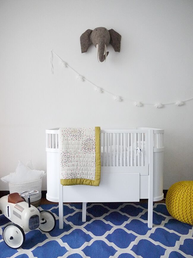 Nursery interior designer