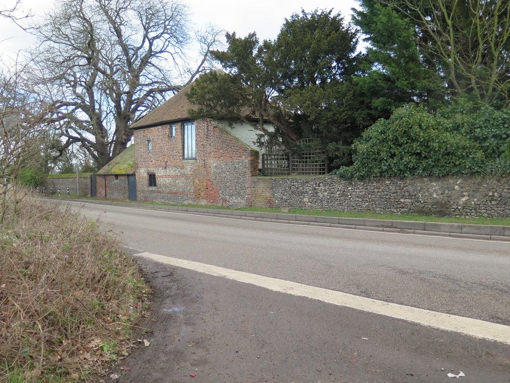 Farmstead outside Southfleet -