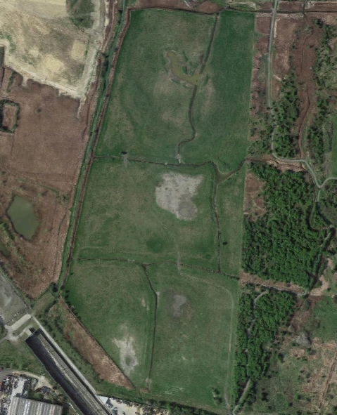 Swanscombe Marsh - Source: Google maps