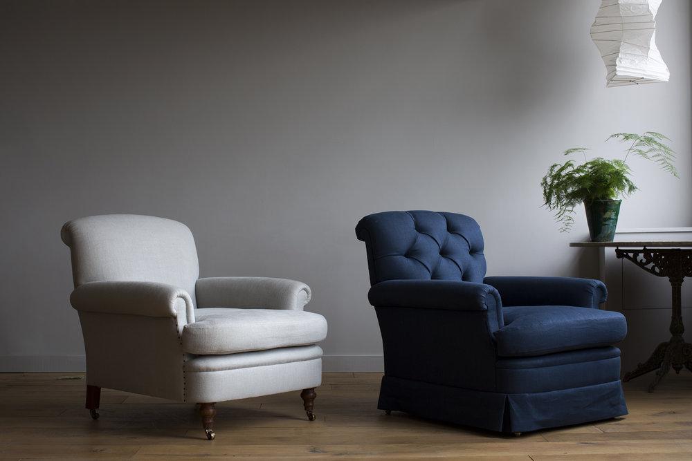 Atelier Ellis - The Stitched Big Chair