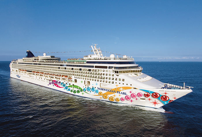 Travel Agent for the Norwegian Pearl and more