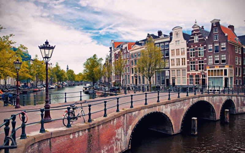 Amsterdam, Venice of the North