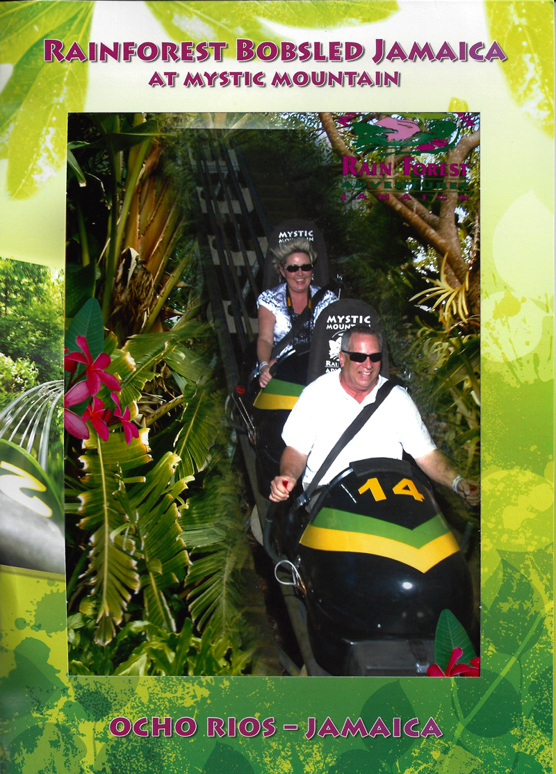 Mystic Mountain, Jamaica