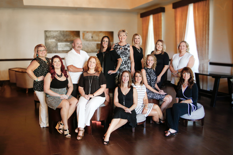 The Joy of Travel, Travel Agents in OKC, Oklahoma team picture 2018