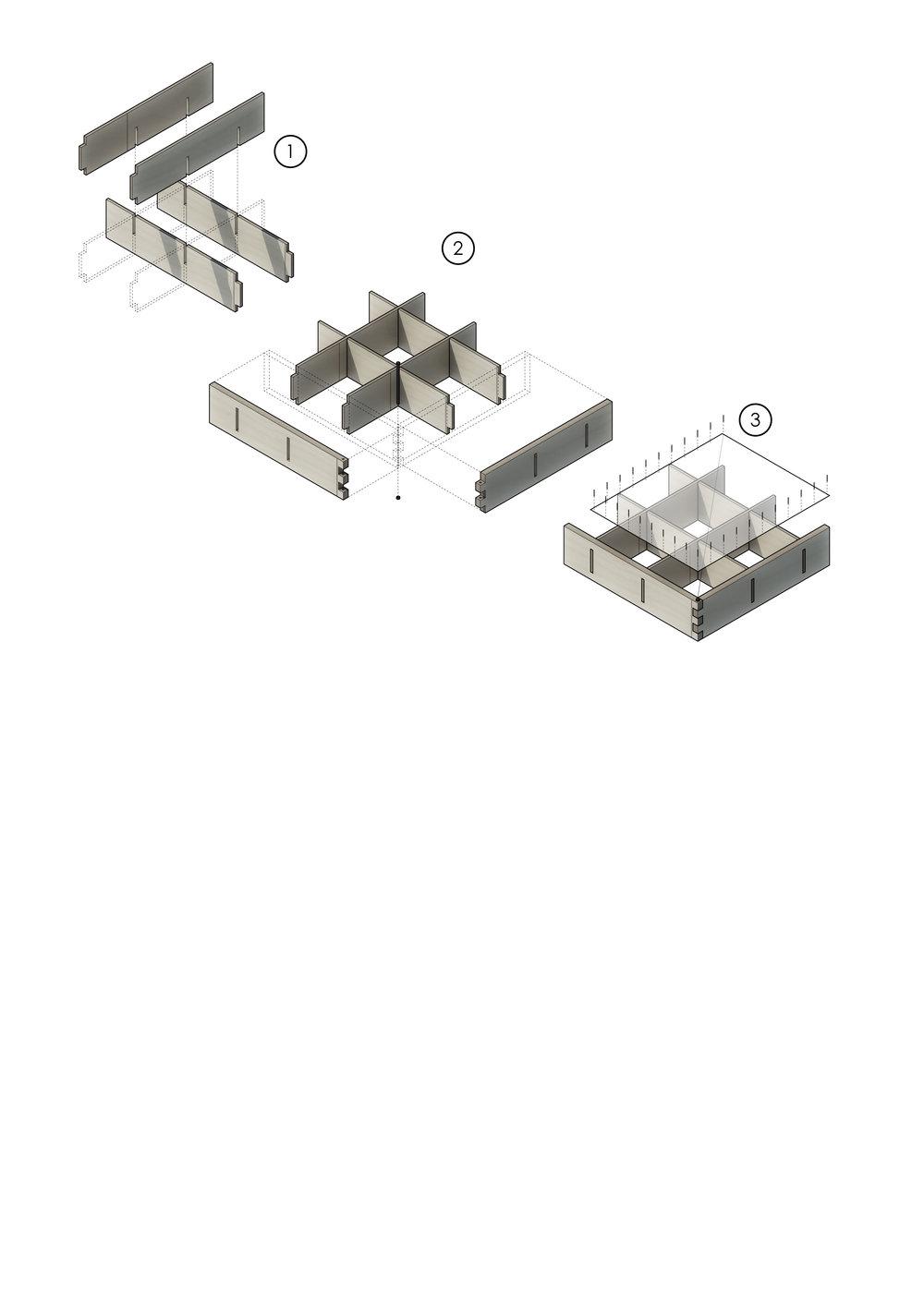 design for adskilelse