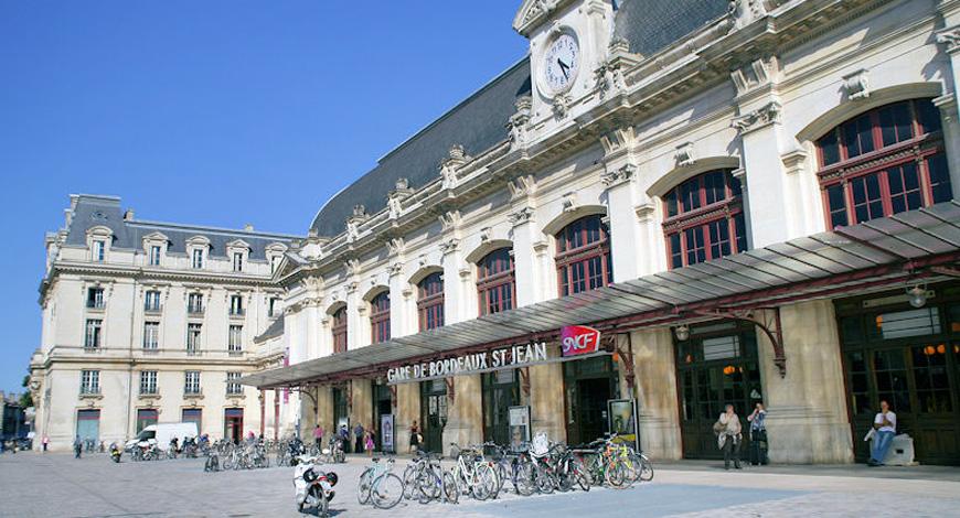 Gare de Bordeaux -