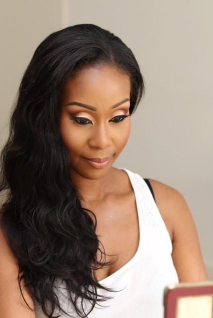 - Makeup