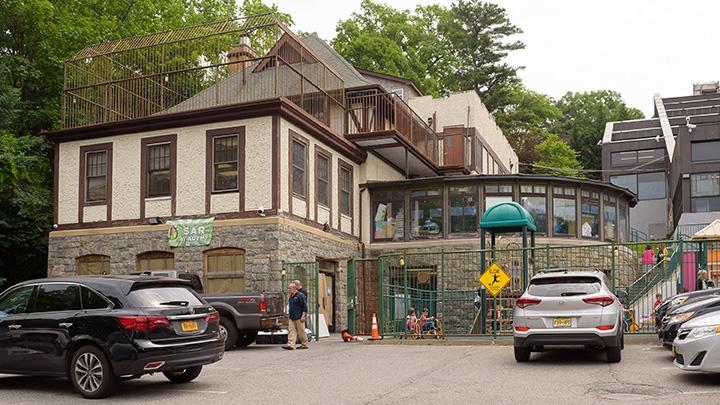 Current Building