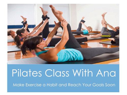 Pilates With Ana