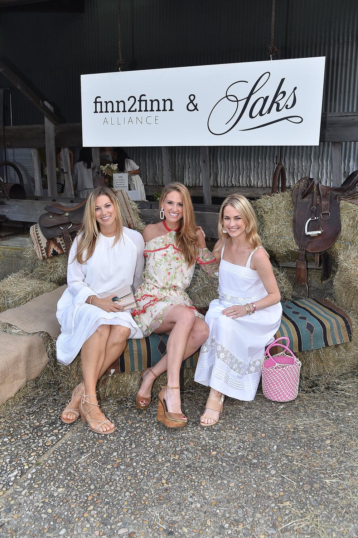 Breanna, Julia Fehrenbach & Amanda at Breanna & Amanda at f2f First Annual Fundraiser