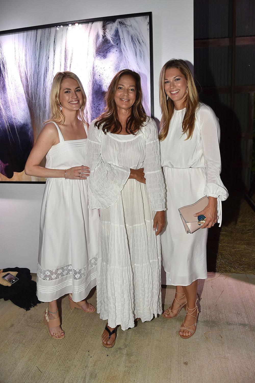 Amanda, Kelly Klein & Breanna at f2f First Annual Fundraiser