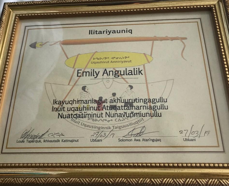 Emily Angulalik-Diploma.jpg