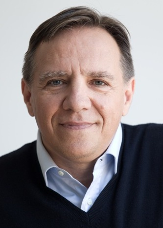François Legault, Leader of the CAQ and Premier designate of Quebec