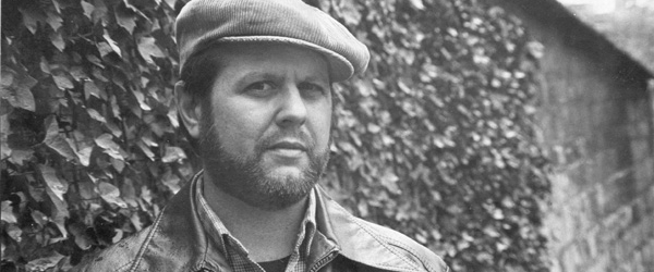 Bob Avakian at the Wall of Communards in Paris (1981)