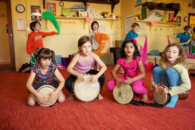 4-YC Girls on drums%2c boys dancing.jpeg
