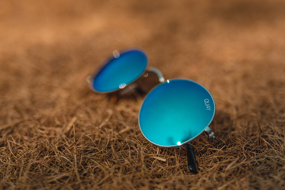 I have two pairs of sunglasses from  Quay Australia  and they both are my favourites.