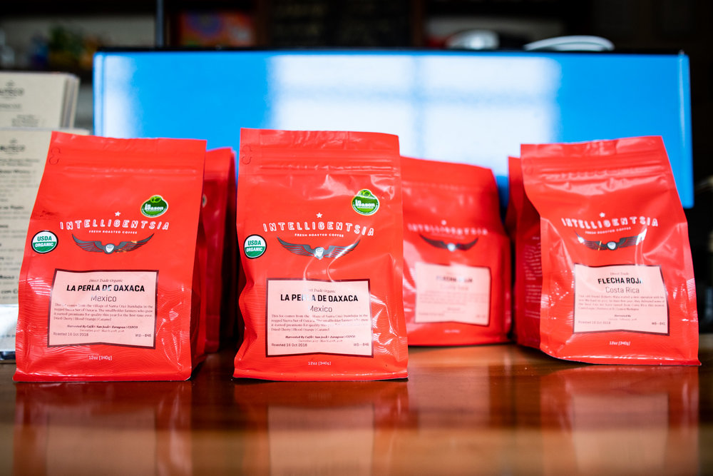 Buteco is partnered with  Intelligentsia  coffee.